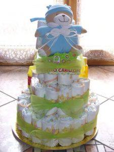 Le mie torte... di pannolini